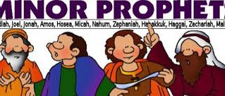 124. My Journey so far as an STM TEE student… 7. My seventh module - Minor Prophets