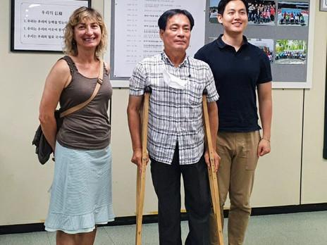 Design Tests with Korean Participants
