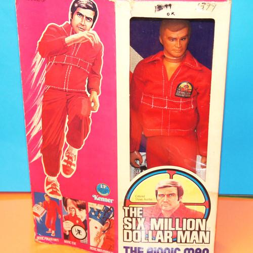 Six Million Dollar Man Action Figure