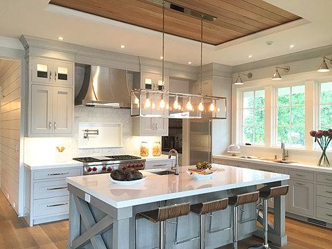Custom Kitchen by Deane