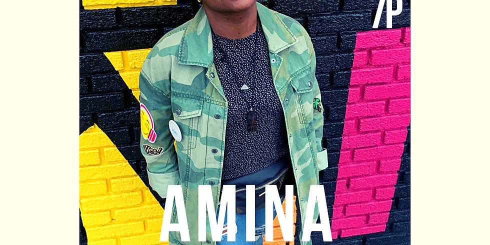 Live at Je Ne Sais Quoi: Amina the Empress