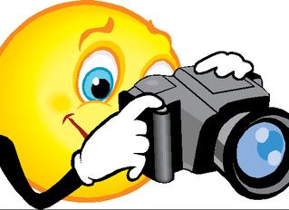 Fotograaf op komst !