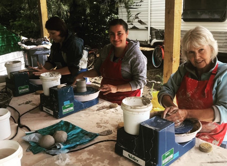 Workshops and Lessons in Seymour Arm!