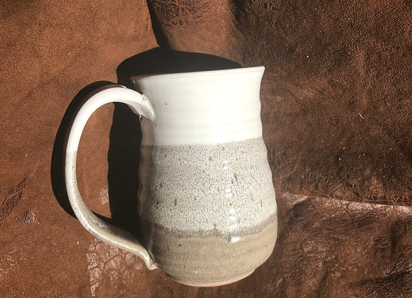 Grey & White Speckled Mug