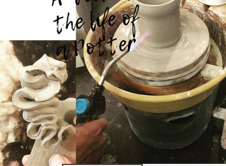 5-Day Pottery Camp For Kids!