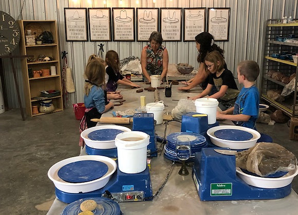 Earth Shapers After School Program