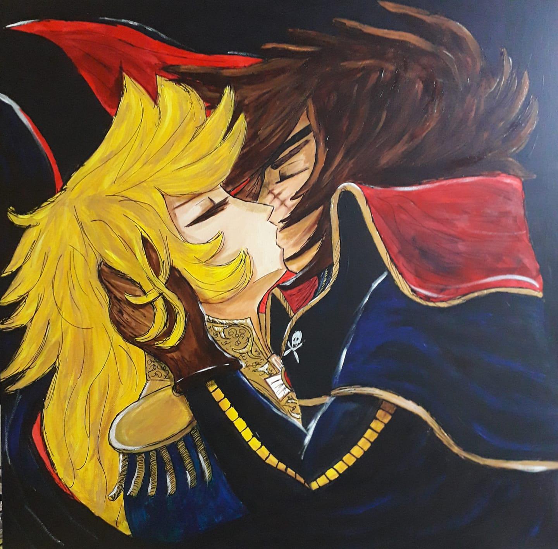 Lady Oscar & Albator