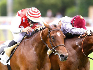 Khaleesy wins the Prix Madame Jean Couturie