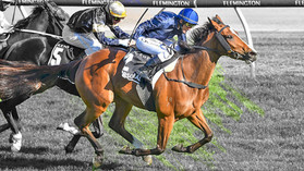 Personal wins the VRC Oaks