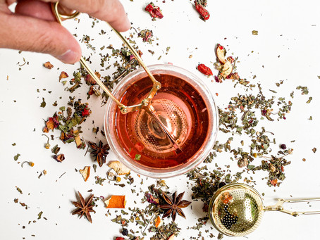 WHY YOU SHOULD SWITCH TO LOOSE LEAF TEA