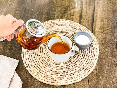 MAKE TEA A HABIT !