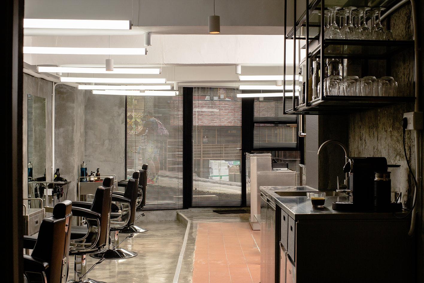Atelier Shan Sauce Barbershop & Lifestyle Hong Kong
