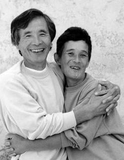 Hommage à Maître Tamura Nobuyoshi et à Mme Tamura Rumiko, son épouse.