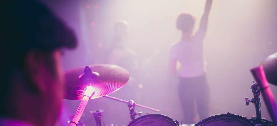 Flair Backstage Band