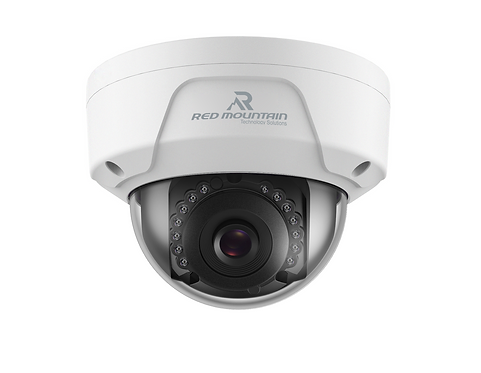 RM-D2 IP Dome Camera