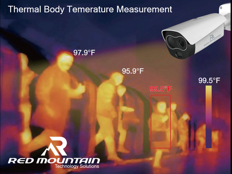Hey Hot Stuff!  Thermal Body Temperature Monitoring is for real and now affordable