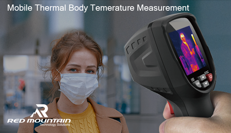 Mobile thermal image device