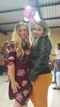 Andrea and I.