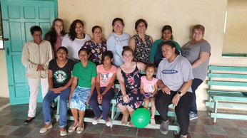Women's mission group from Bridge Fellowship Lebanon, TN.