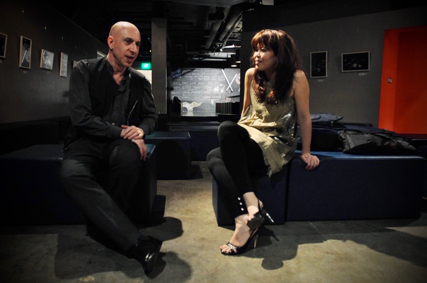 Elliott Sharp and Motoko Honda @Blue Wha