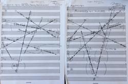 Motoko Honda Graphic Score
