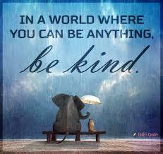 #Bekind #itwillbeok
