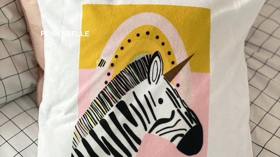 Florence the Zebra