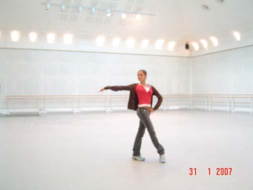 Fonteyn studio, Royal Ballet