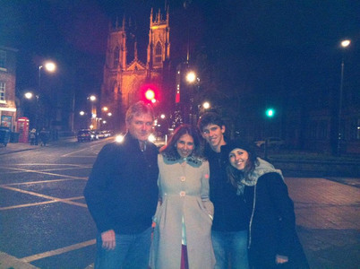 December 2012 in York