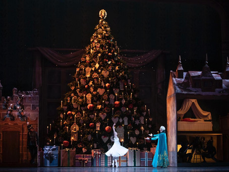 The Nutcracker magic