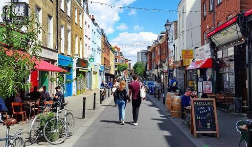 Exmouth Market -  Islington