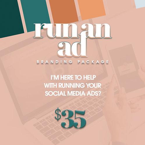 Run an Ad