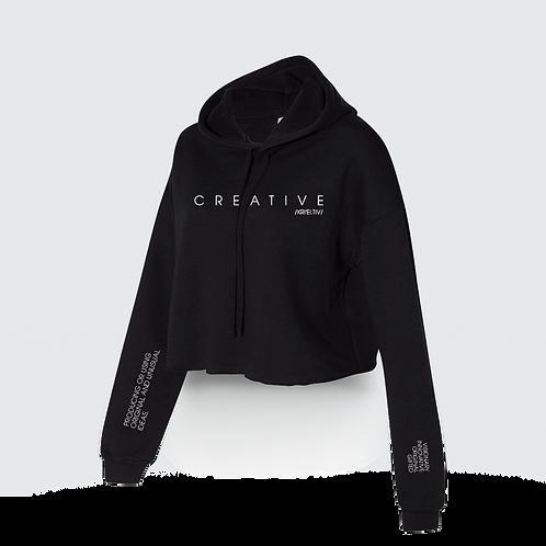 Creative Crop Top