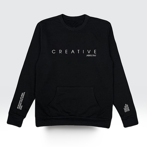 Creative Crew Neck