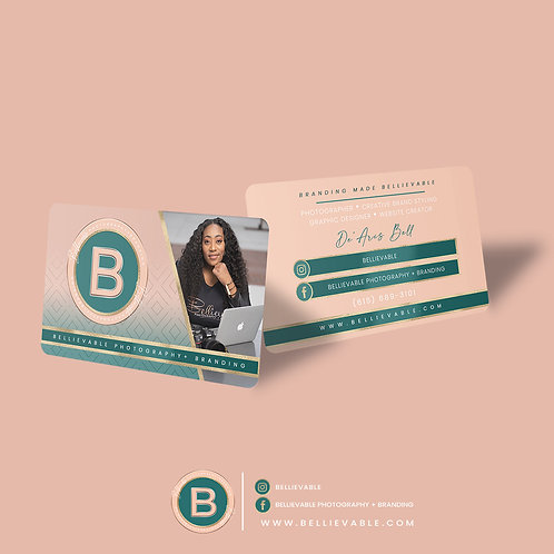Business Cards (print)