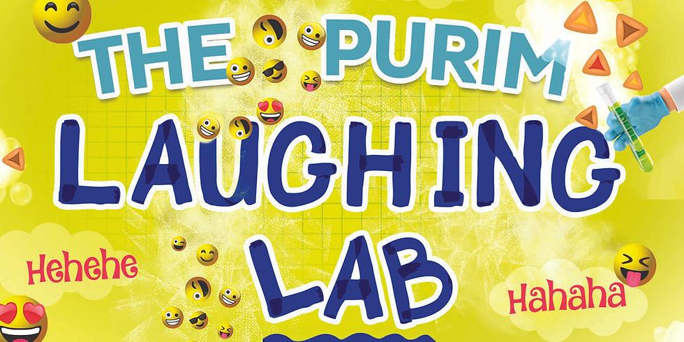 CKids Purim Laughing Lab