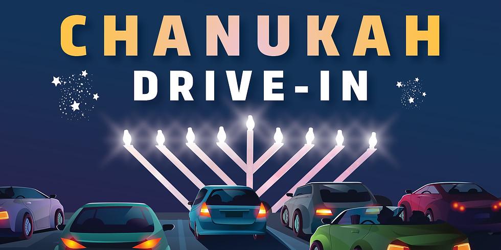 Chanukah Drive In