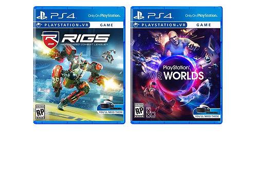 Juegos de video y realidad virtual