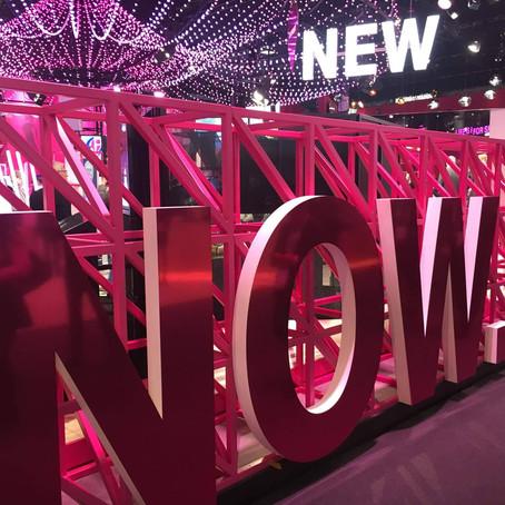 The New Now auf der MWC2018