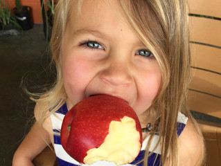 """Overcoming the """"5 Food Child""""- Tips for the Picky Eater"""