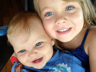 My new MOM-tra (and why being selfish can be a good thing for your children)