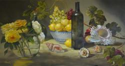 Lemon Light 16x30
