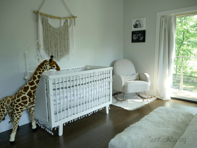 Bedroom & Nursery (All-in-One) Room Tour