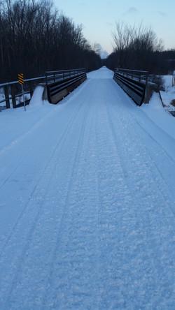 Bridge near Meath Hill