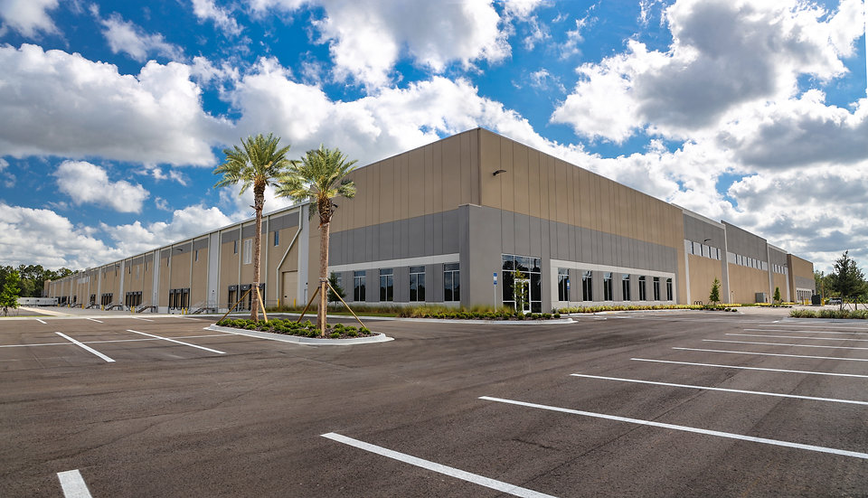 2619 Ignition Drive - Park 295 - ±552,634 SF Building B