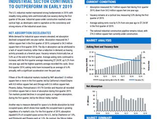 NKF National Industrial Market Report