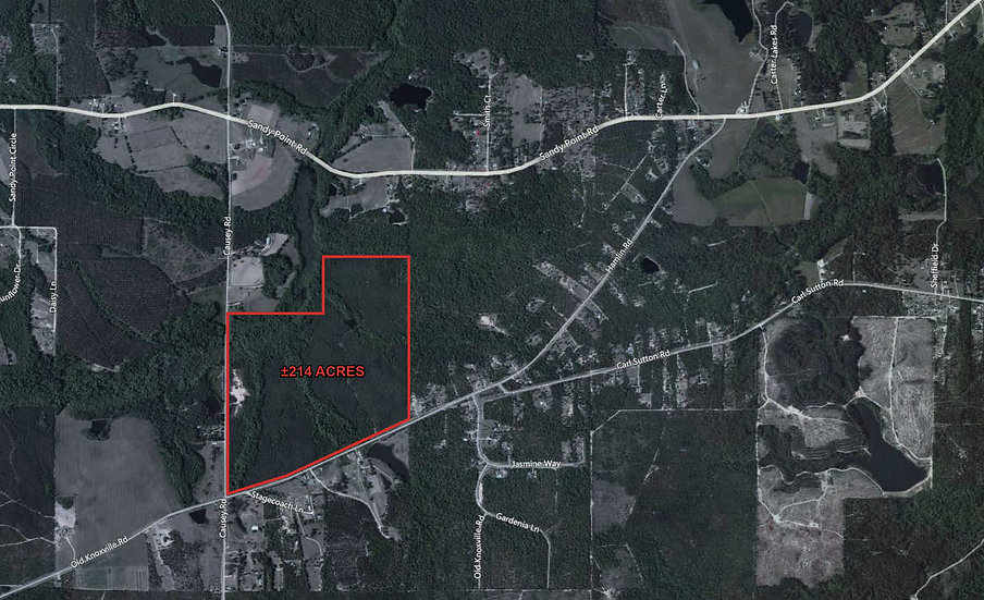 Crawford County- Property in GA