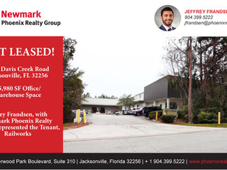Just Leased!