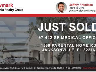 Southside Medical Office Sold!