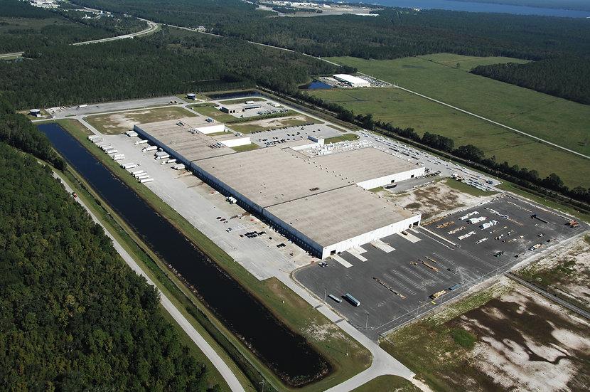 4627 JP Hall Boulevard - Northeast Florida Industrial Center